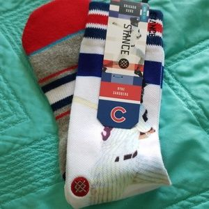 Stance Chicago Cubs Socks L-XL